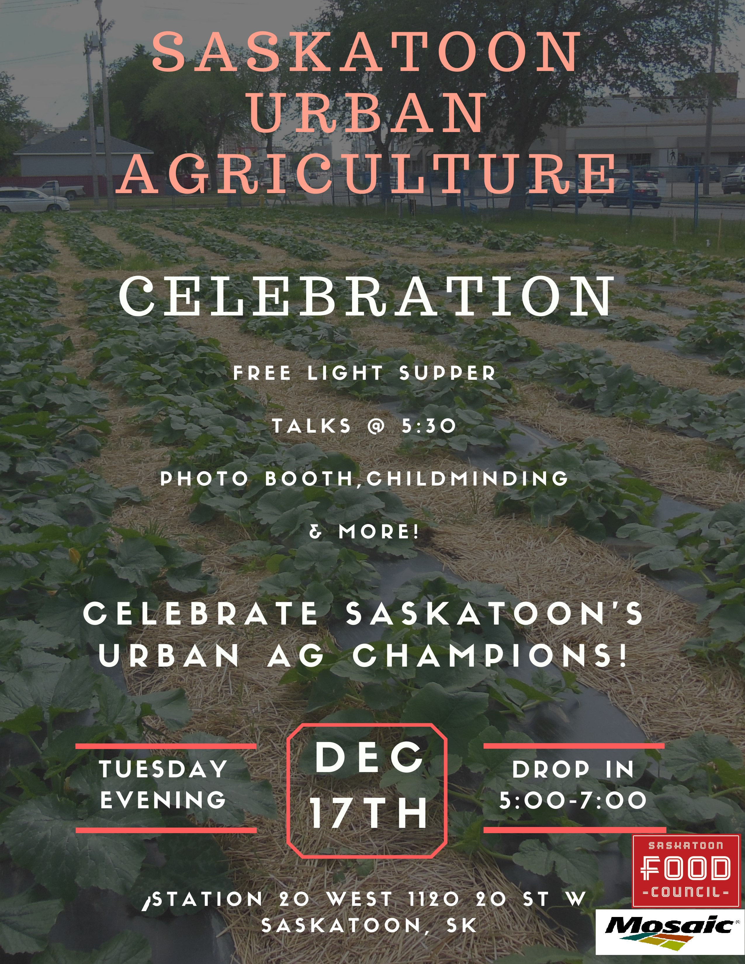 Urban Ag holiday celebration 2019